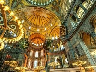 Собор Святой Софии официально стал мечетью - Эрдоган подписал указ