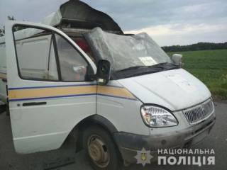 В МВД рапортуют о громком успехе в деле о подрыве авто «Укрпочты»