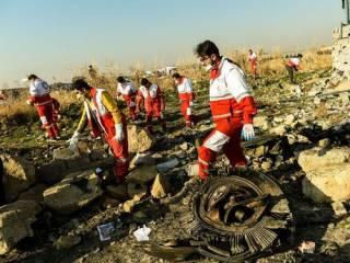 Озвучена новая причина крушения самолета МАУ под Тегераном