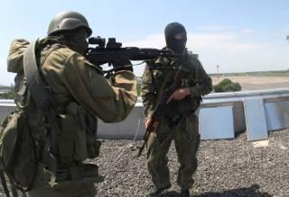 Российские диверсионно-ударные группы в войне на Донбассе. Часть 1