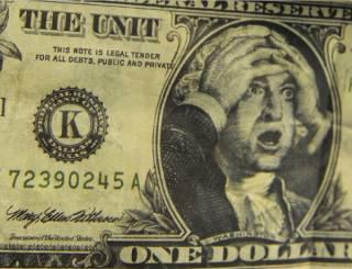 Дефицит американского бюджета установил исторический антирекорд