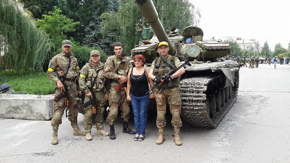 Славянск 2014