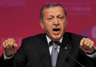 Президент Турции собирается захватить мечеть Аль-Акса