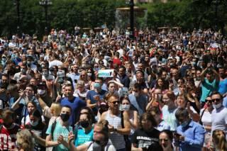 Как правильно понимать протесты в российском Хабаровске