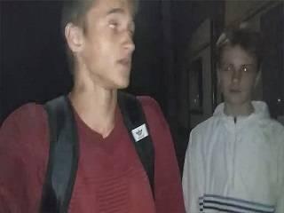 В Золочево пьяные хулиганы ночью устроили провокацию у дома священника УПЦ