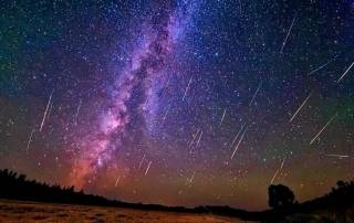 Внимание на небо: сегодня начинаются Персеиды