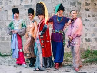 В Украине сняли кино про казака-гея из тайного общества