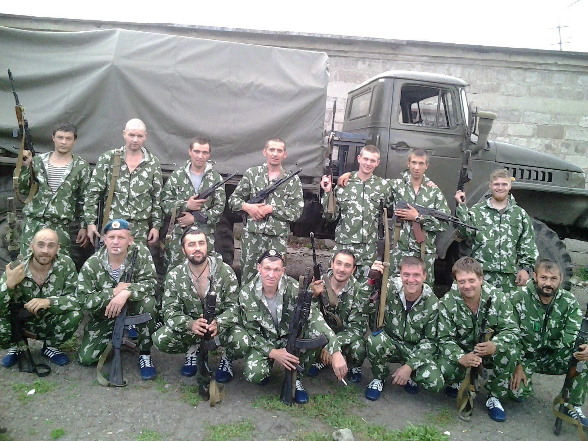 боевики Донбасс 2011