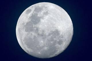 Японцы узнали, как и когда на Луне возникли кратеры