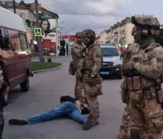 Захват заложников в Луцке – предвыборная театральная постановка?