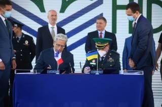 «НИБУЛОН» построит патрульные пограничные катера для Украины в рамках украинско-французского контракта