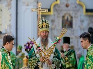 Сегодня митрополит Антоний празднует День Ангела