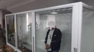 Суд арестовал луцкого террориста