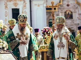 Митрополит Онуфрий: Имена не даются случайно, этим управляет Бог