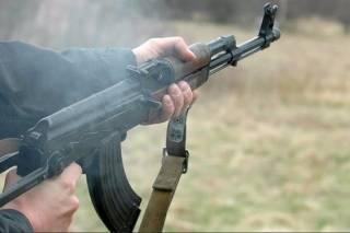Под Киевом расстреляли бизнесмена на глазах у его маленького сына