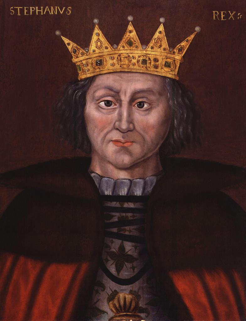 Король Англии Стефан