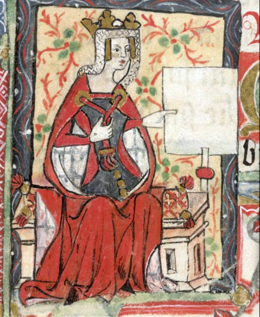 королева Англии Матильда
