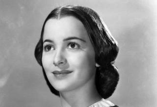 Умерла легендарная голливудская актриса Оливия Де Хэвилленд