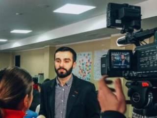 Глава армянской молодежи Украины выступил с призывом не поддаваться провокациям