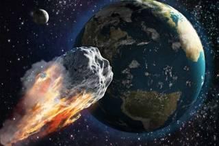 К Земле летит еще один астероид