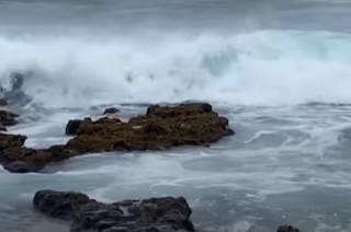 На Гавайях бушевал аномальный ураган