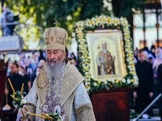 Митрополит Онуфрий: Мы должны стать достойными потомками князя Владимира