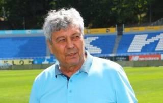 Стал известен тренерский штаб Луческу в «Динамо»