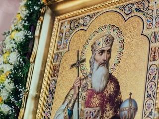 Митрополит Онуфрий: Князь Владимир – пример истинного христианина и патриота