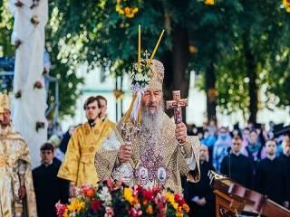 В храмах и монастырях УПЦ отпраздновали День Крещения Руси