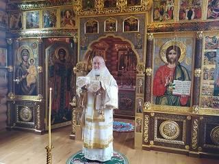 Патриарх Кирилл: Мы все наследники князя Владимира