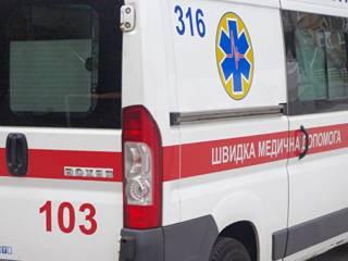 В Харьковской области «скорая помощь» устроила смертельное ДТП