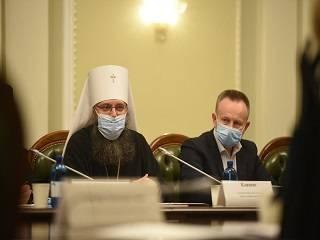 Представители УПЦ призвали Верховную Раду не допустить принятие скандальных законопроектов