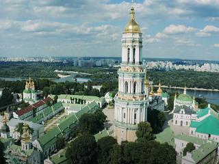 Три украинские лавры совместно спели известный духовный гимн