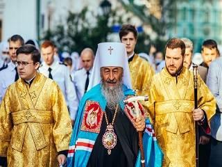 Митрополит Онуфрий дал оценку превращению Святой Софии в мечеть