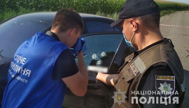 На Полтавщине убит криминальный «авторитет» Александр Мазур