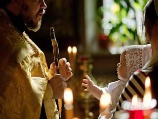 В УПЦ объяснили, можно ли перекрещивать детей, крещенных в других конфессиях
