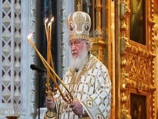 Патриарх Кирилл:Служение Церкви нужно оценивать не по количеству храмов