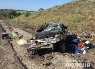 В Запорожской области наркоман устроил смертельное ДТП, пытаясь скрыться от копов
