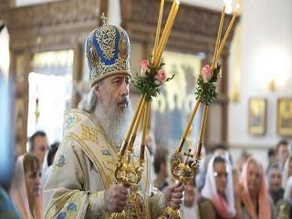 Святогорский митрополит УПЦ: Слово «прости» убивает демонов