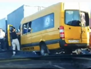 Крепкий сон водителя маршрутки закончился большой трагедией в оккупированном Крыму
