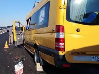 Возросло число жертв страшного ДТП с микроавтобусом в Крыму