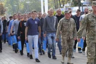 Стали известны результаты самой необычной призывной кампании в истории Украины