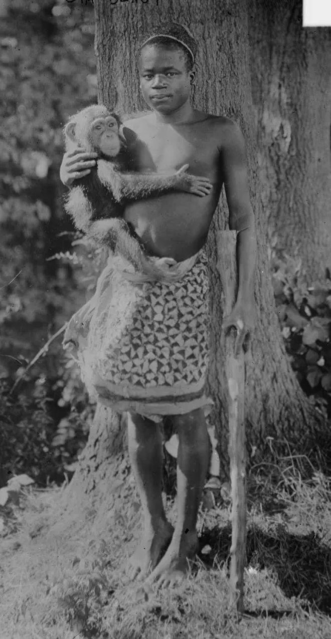 В Нью-Йорке извинились за африканца, которого в 1906-м году выставляли в качестве обитателя зоопарка