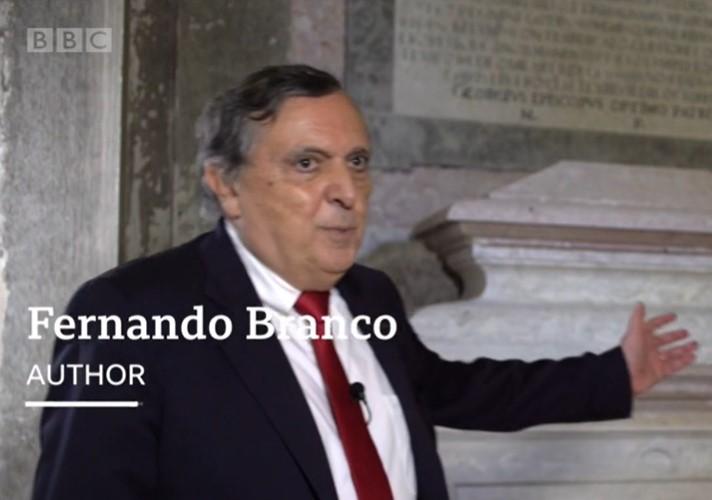 историк Фернандо Бранко