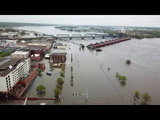 Ученые спрогнозировали новый всемирный потоп в ближайшее время