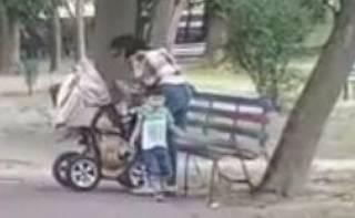 В Бердичеве пьяная горе-мать била по голове младенца за то, что тот слишком громко плакал