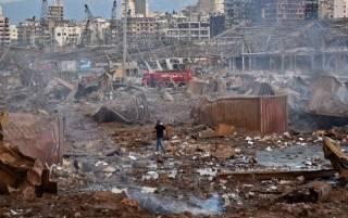 Два мощных взрыва прогремели в Бейруте. Десятки погибших, тысячи раненых