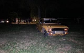 В Кривом Роге ночью произошла полицейская погоня со стрельбой