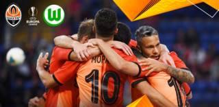 Лига Европы: «Шахтер» громит «Вольфсбург» и выходит в четвертьфинал
