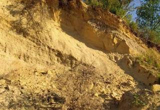 В Харьковской области ребенок погиб на песчаном карьере